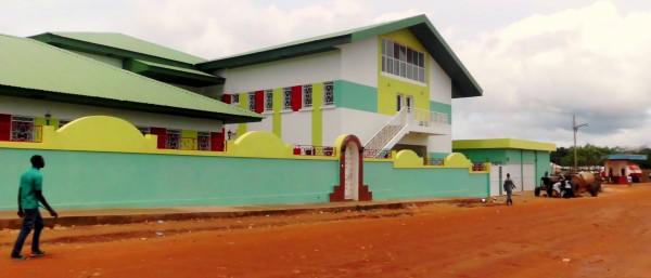 Neues Noma-Zentrum in Guinea-Bissau