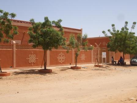 Das neue Kinderhaus in Agadez