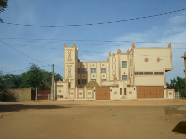 Das Ausbildungszentrum in Niamey