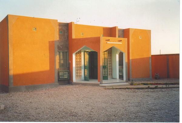 Das Kinderhaus in Maradi wurde 2000 eröffnet