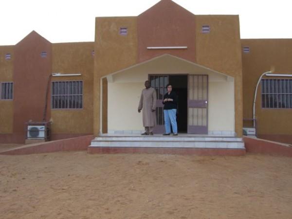 Das Kinderhaus in Tahoua existiert seit 1996